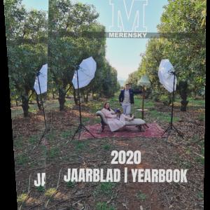 2020 Jaarblad/Yearbook